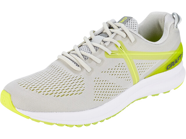 Craft X165 Engineered Schoenen Heren, platinum/lime